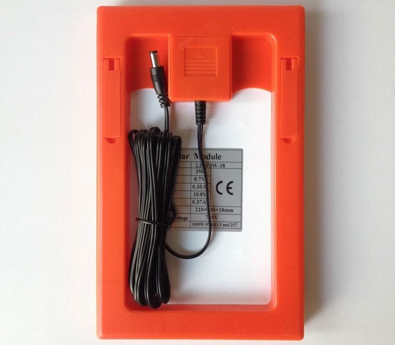 39680143db01b Compre Al Por Mayor Kit De Energía Solar Portátil Del Sistema De ...