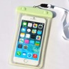 Universal waterproof cell phone bag transparent touchable pouch beach Underwater phone Bag for Samsung Galaxy 8/8S