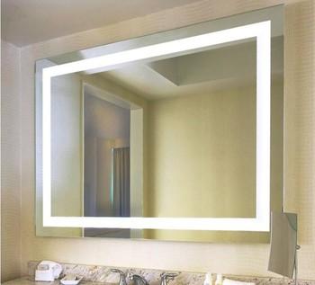Full Length Bathroom Led Vanity Smart Mirror With Anti Fog Pad Buy