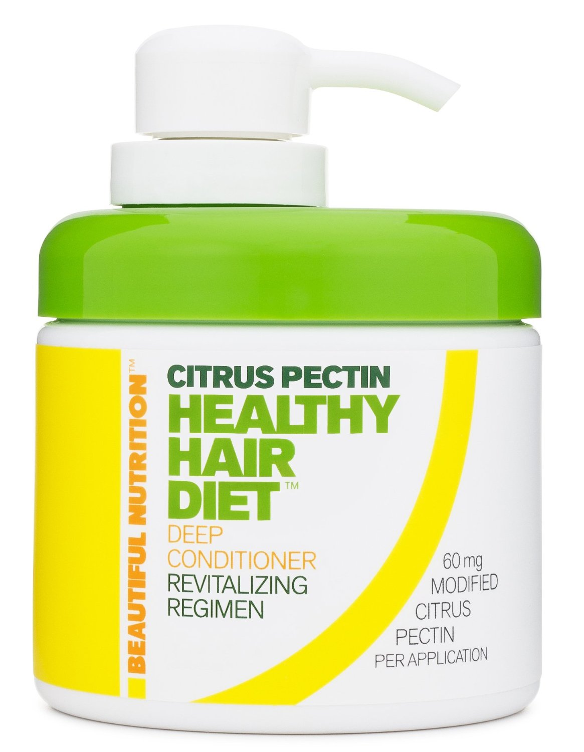 Beautiful Nutrition Healthy Hair Diet Conditioner, 13.9 Fluid Ounce
