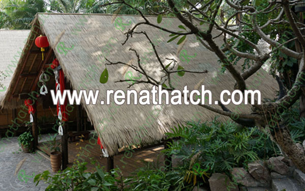 Awesome Plastic Thatch Roofing Material, Safari Thatch, Synthetic Thatch Panels