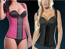 abdomen Seamless body Sculpting Vest Waist Trainer vest-style body shaper