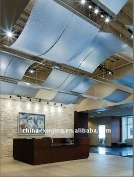 Metal Decorative Suspended Ceiling Panel