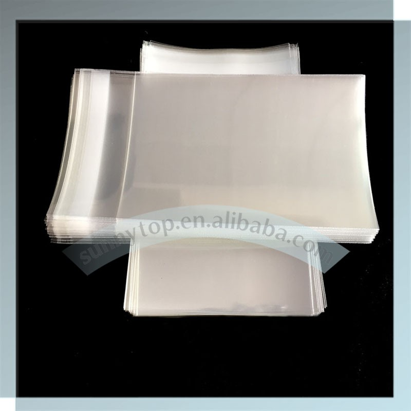 clear OPP self adhesive bags , opp bag in custom size and print opp bags