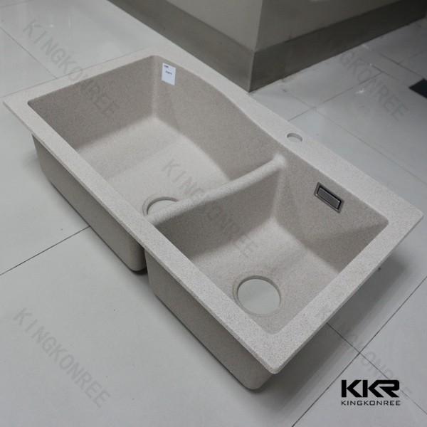 restaurant cream kitchen sinks oval kitchen sink artificial stone kitchen sinks