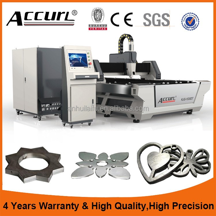 Fiber laser cutting equipment price F1530 for Stainless steel