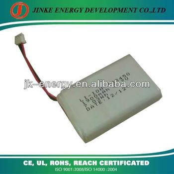 Top Quantliy 1900mah Lithium Polymer Battery 3.7v 1900mah Li ...