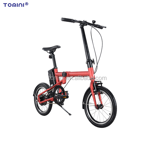 Factory price Cheap Mini <strong>Folding</strong> Electric Bike