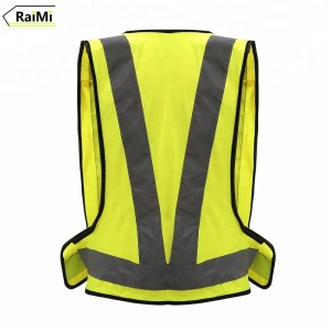 China Traditional el panel safety vest