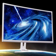 High resolution anti-reflection healty 32 inch LED curved screen monitor