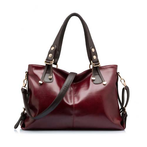 BM2093 new arrival high quality PU various colors european long strap trendy lady handbag