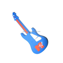 Cheapest High Speed Guitar Flash Drives USB 2.0 Pen Drive 2GB/4GB/8GB/16GB/32GB