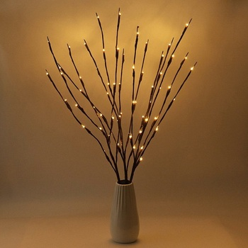 Top Sale Warm White Led Lighted Willow Branch