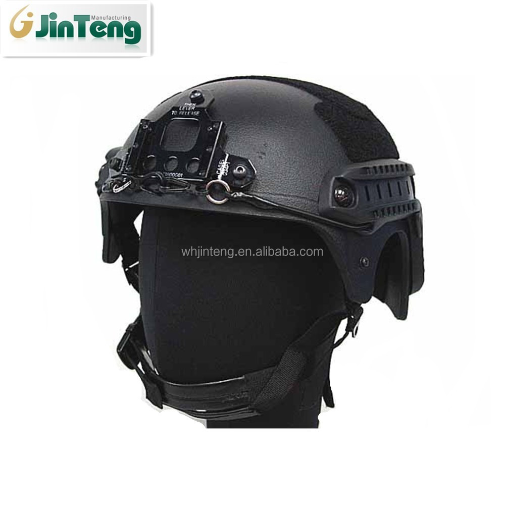 Hotsale Black MICH TC-2000 ACH Helmet NVG & side rail