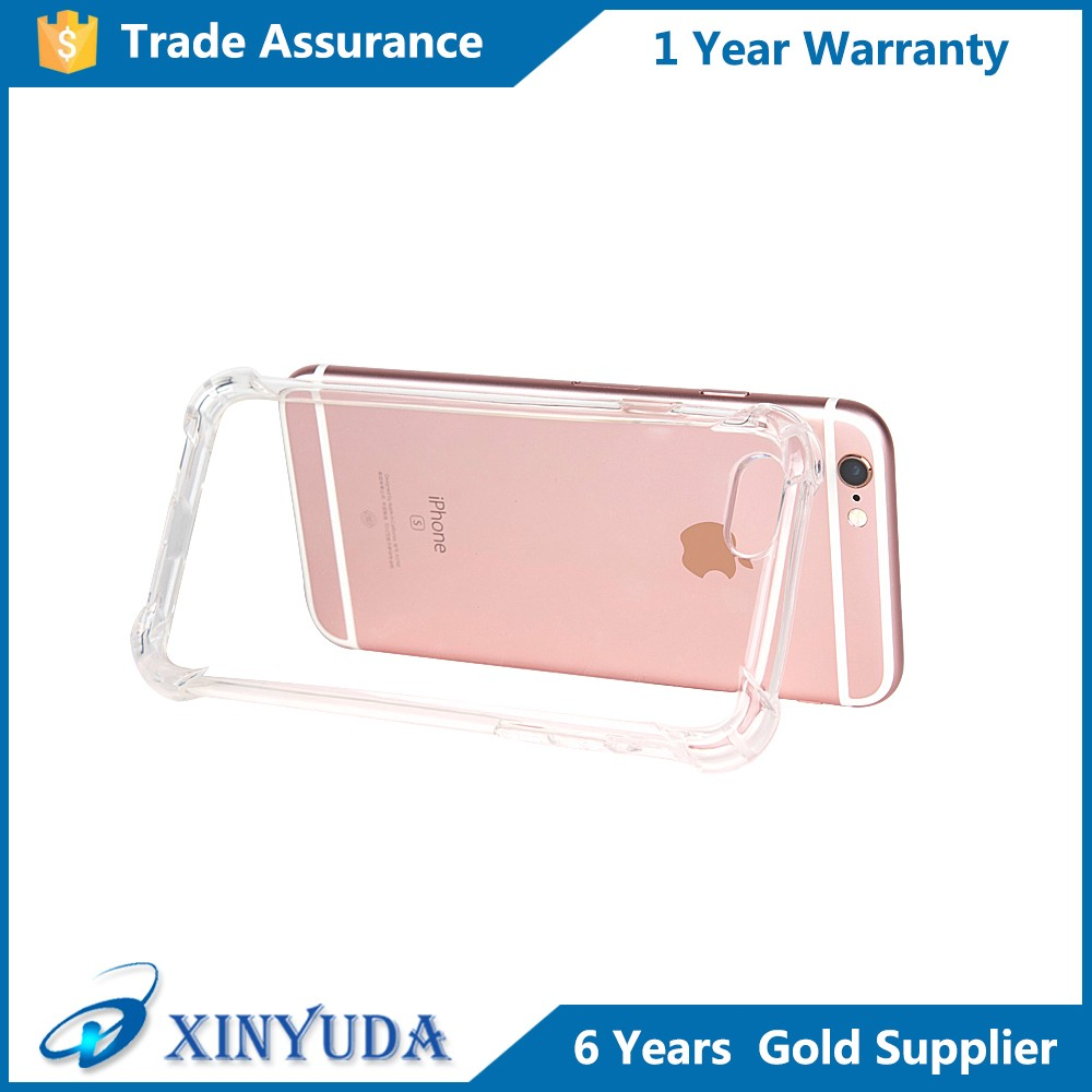 Air bag Mobile Phone case anti fall safety device full <strong>protective</strong> for iPhone 6 6S 6Plus 6S Plus