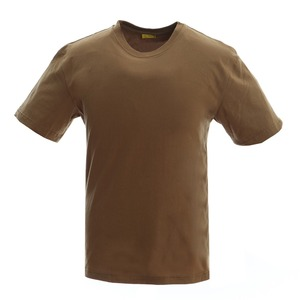Cheap 100% Cotton Khaki Men's T Shirt Wholesale Camo T Shirts