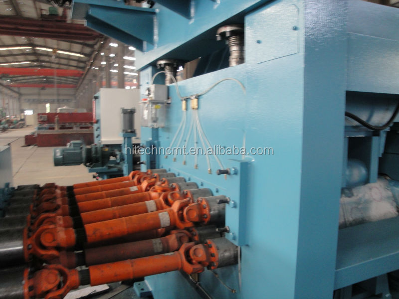T44k-3x1800 Cnc Uncoiling And Leveling Machine Cut To Length Line ...