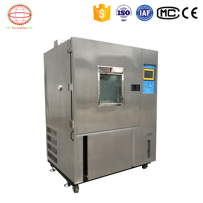 Programmable controller electronic portable environmental test chamber service