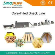 Thailand Snacks Production Line/Core Filling Snacks Processing Line