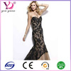 100% poly fabric embroidered sheer net fabric for clothes