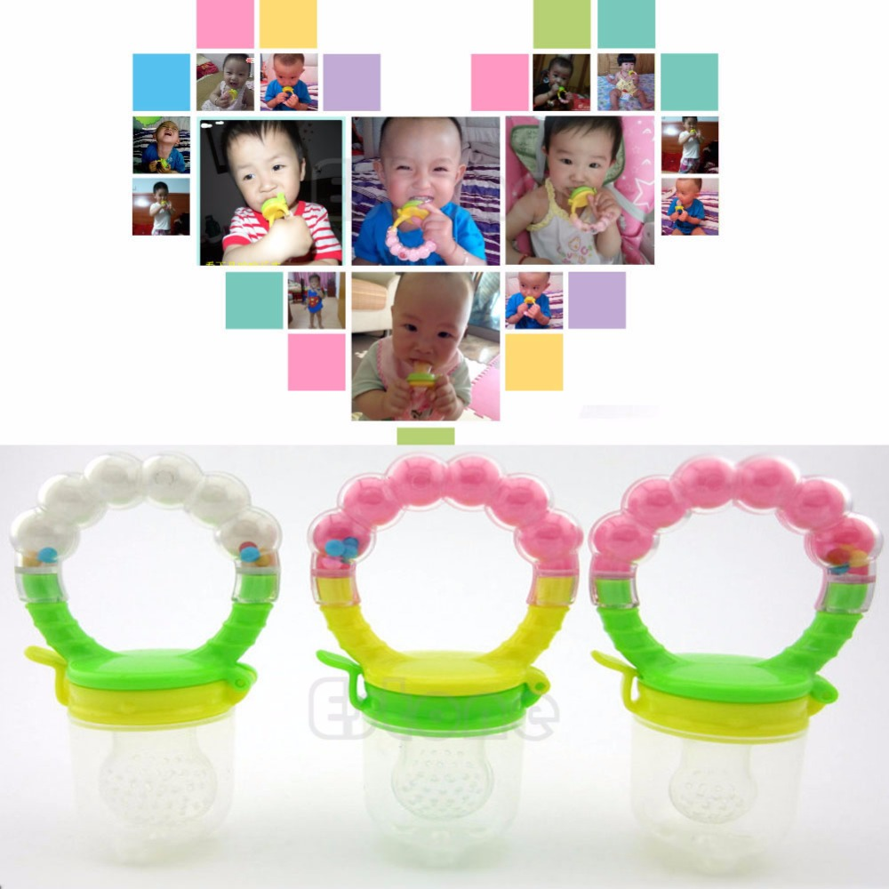 Safe Design Baby Supplies Nipple Fresh Food Milk Nibbler Feeder Feeding Tool Hot New Freeshipping