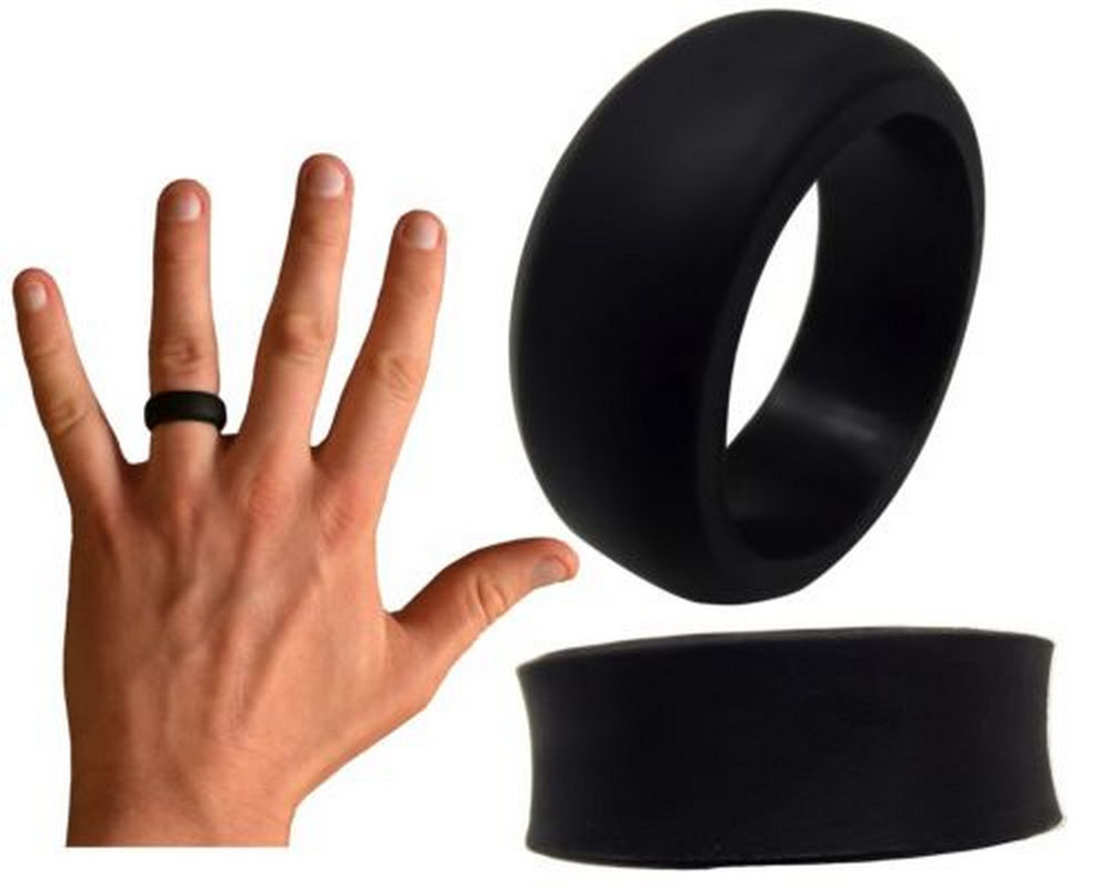 Rubber Wedding Bands.Charming New Wedding Rings