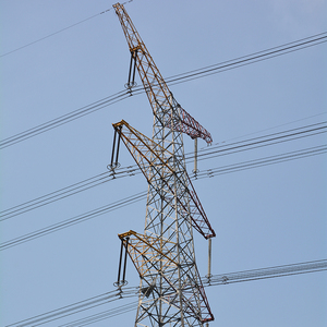 EPC Supply Angular Steel Tower Electricity Power Line Lattice Tower