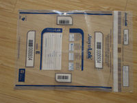 new product 2014 security tamper proof plastic envelope size A4