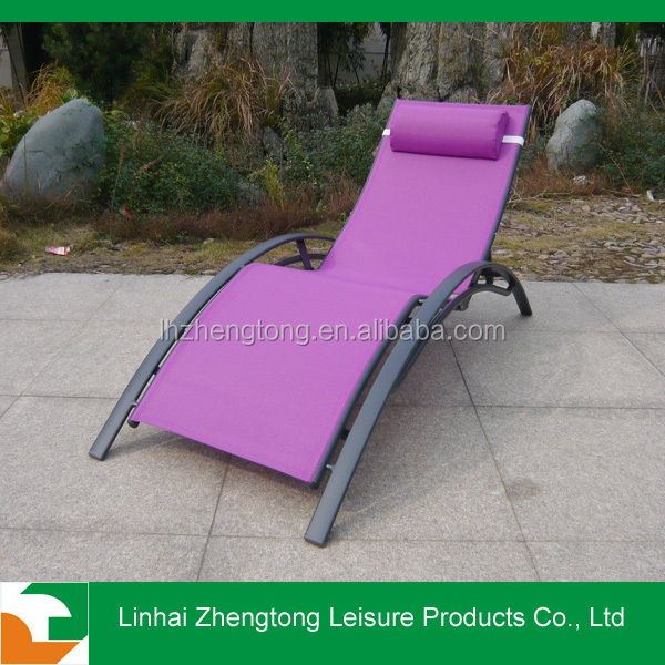 fashionable chaise lounge sun lounger chair hot lounge for garden