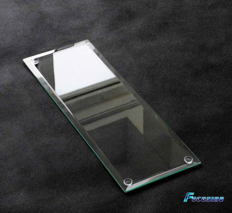 2mm 8mm Thick Beveled Edge Tempered Glass Buy Beveled