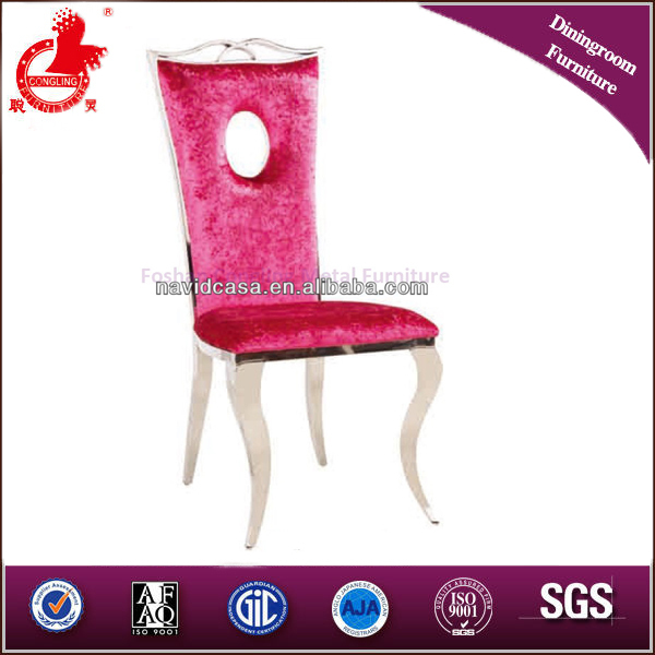 table chairs W49.5*D59.5*H110cm B8051 Upholstery fabric dining