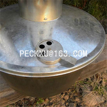 Orchard Heaters Smudge Pot Diesel Burning Heaters With