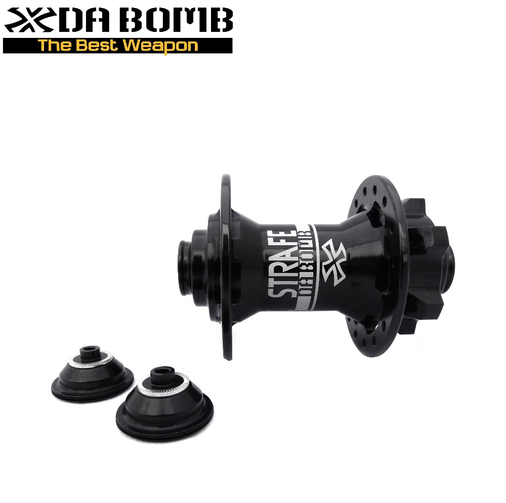 DaBomb Aluminum Bike Front Hub Wheel Parts 15mm Quick Release