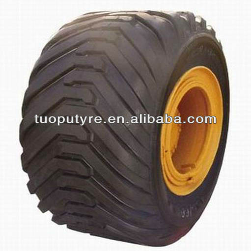 China Agriculture Implement Trailer Tyre 15.0/55-17