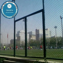 6 metro 19ft alta <span class=keywords><strong>baseball</strong></span> stadio di calcio chain link fence