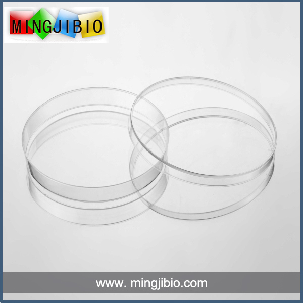 Chemical Lab Supplies 3 Holes Cell Culture Dish
