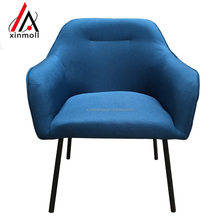 Living room furniture metal frame lounge leisure relax chair