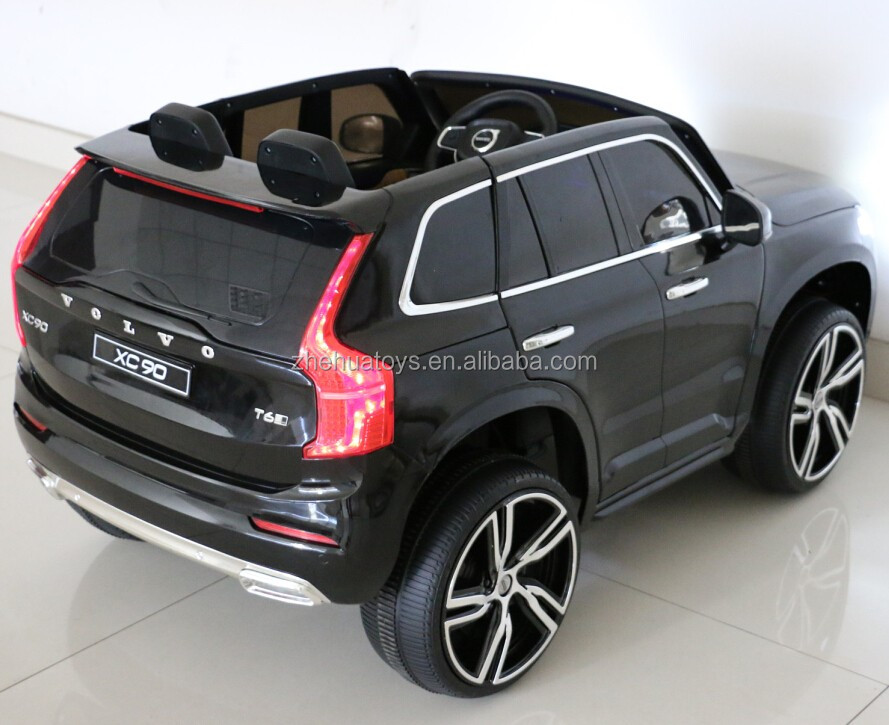 new licensed kids electric ride on car volvo xc90 ride cars kids 12 v 2016