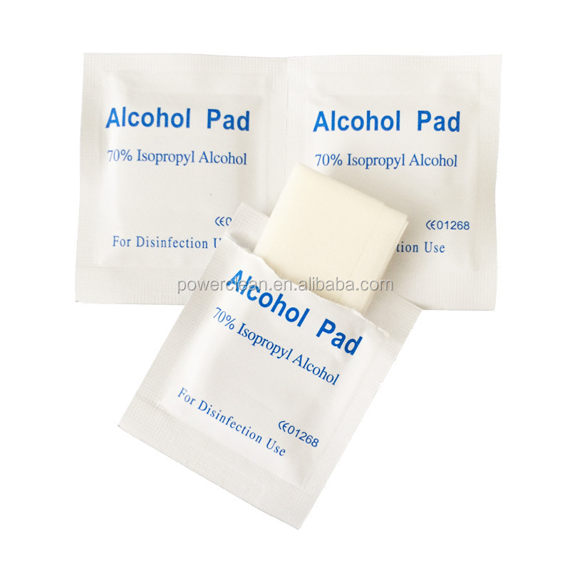 Disposable Alcohol Swab Disinfecting Towel for Injection