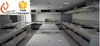 Commercial Catering Kitchen Project And Design In Hotel And Restuarant  Provide Door To Door Service