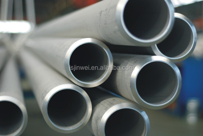 satin No.4 No.8 HL etc surface rectangle stainless steel pipe hot sale in China