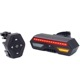 Manufacture Wholesale High Quality Smart Remote Control Wireless Bike signal lights