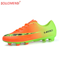 Hot Football Shoes boots Unisex Soccer cleats Football Boots indoor football shoe for adult children s