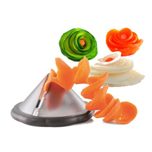 creative vegetable slicer / kitchen gadets