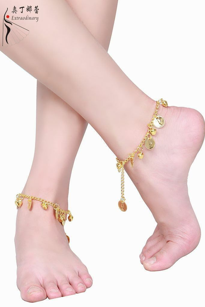 anklet chain claw polished inch sparkle cut gold lobster silver solid rope closure sterling