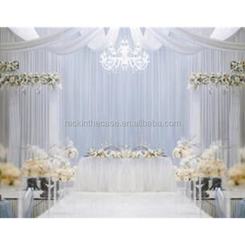 Rk Pipe And Drape Indian Wedding Ceiling Drapes Indian Wedding