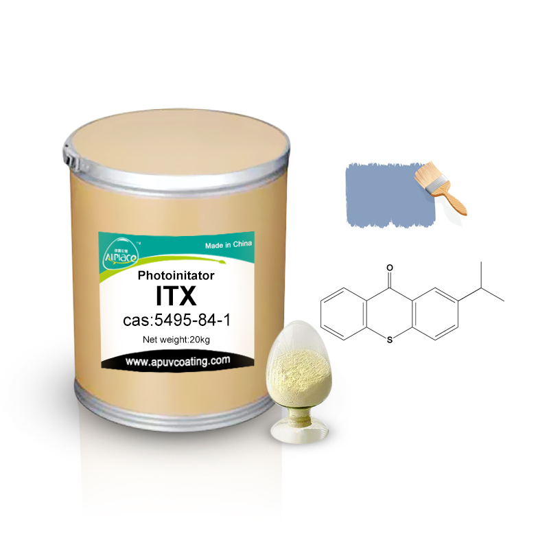 Photoinitiator ITX 5495-84-1  2-isopropylthioxanthone Speedcure ITX in Stock