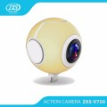 Hot sale and cheap mini 360 action camera for phone