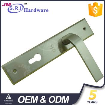 Industrial Door Handles And Locks , Interior Door Lever Handles Made In  China