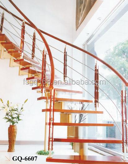 Lujo Interior Escaleras De Madera Diseño De La Casa - Buy Escaleras ...